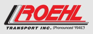Roehl Transport, Inc. company logo