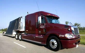 picture of Maverick USA tractor trailer