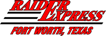 Raider Express logo company-sponsored CDL training