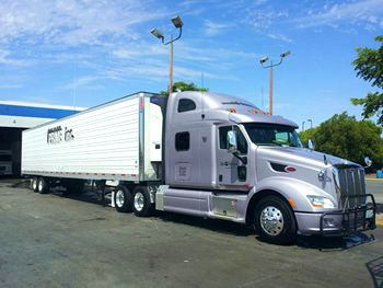 Wil-Trans tractor-trailer