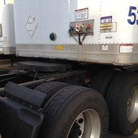 Trailer too high, 7030 DC