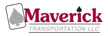 Maverick Transportion company logo