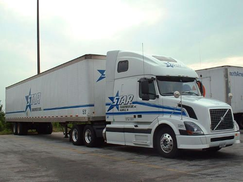 Star Transportation Truck