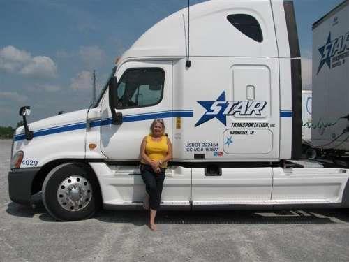 Star Transportation Truck