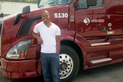 Super Service Truck
