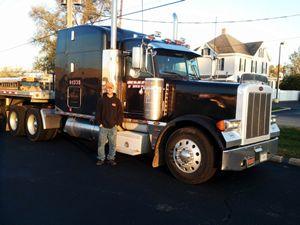 TMC old school truck
