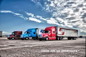 Crete carrier truck driver - 2 part 9