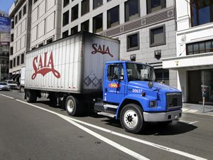 Saia LTL Freight Company Review