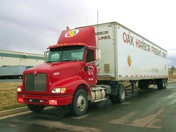 Oak Harbor Freight Lines, Inc  - Auburn, WA - Company Review