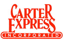 Carter Express logo company-sponsored CDL training