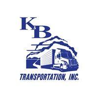 K & B Transportation company logo
