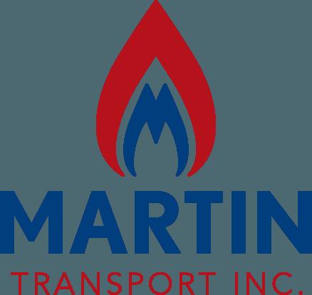 Martin Transport company logo