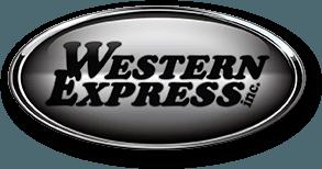 Western Express company logo